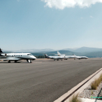 Jets in Truckee Tahoe