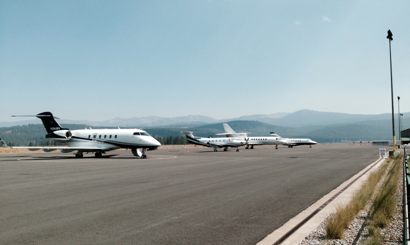 Surf Air could fly to Reno instead to protect fragile environment of Truckee – Tahoe