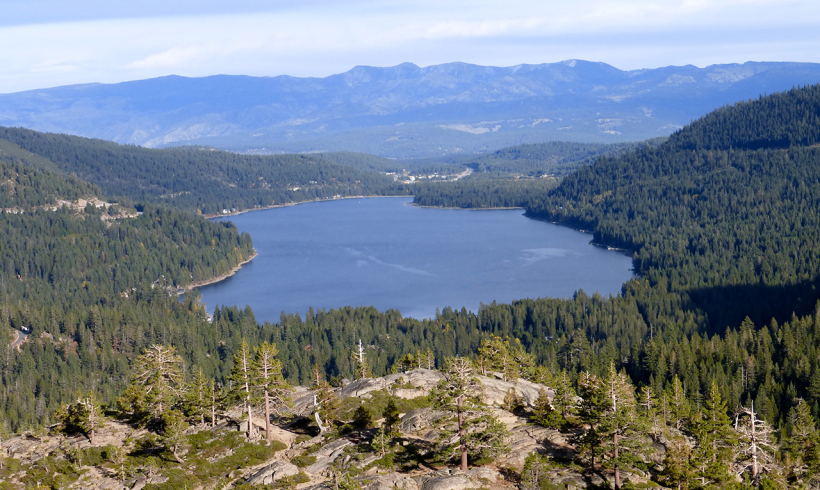 Mt judah protect quiet trails eco truckee tahoe for Donner lake fishing report