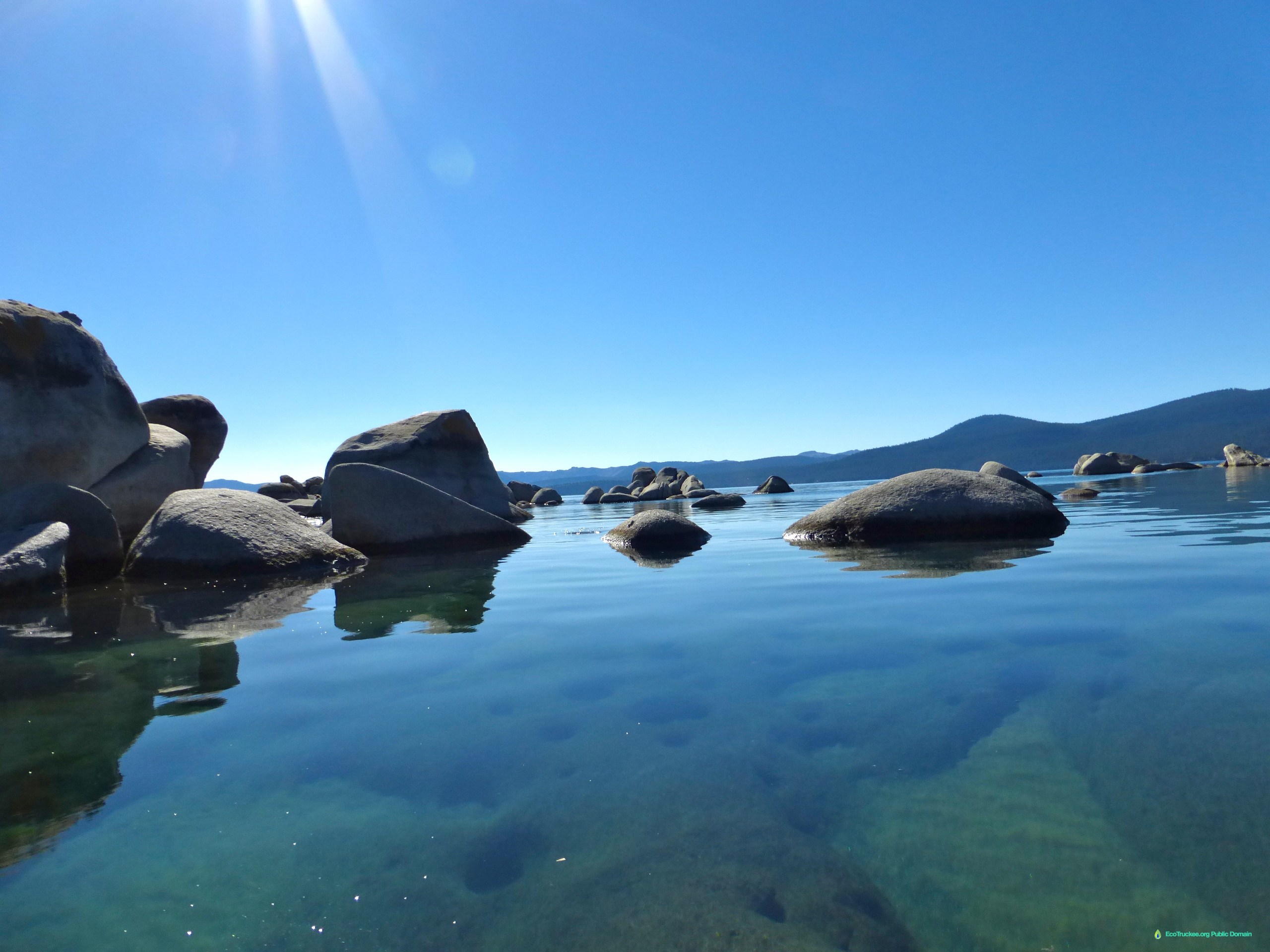 Lake Tahoe – Quiet Use