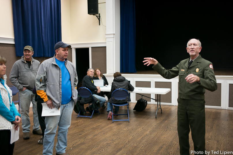 U.S. Army Corps of Engineers Truckee Meeting Dec. 8 2014