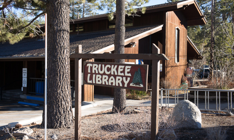 Truckee needs a new  Public Library more than a $9 million jet hangar