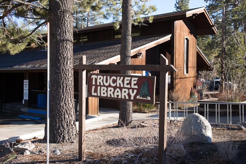 Truckee Library