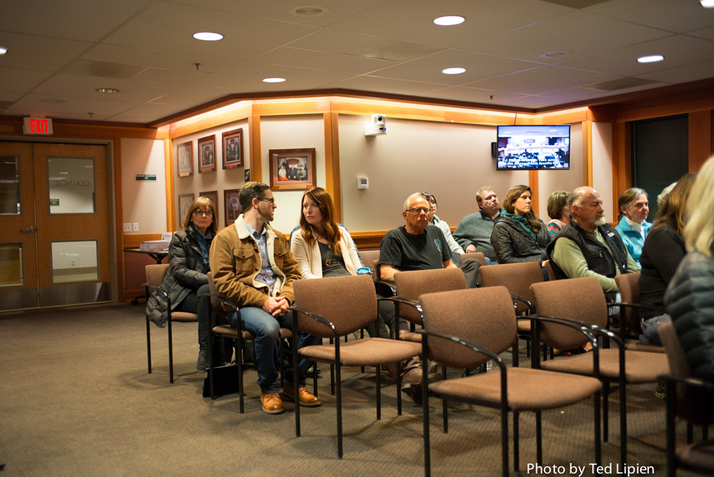 Town of Truckee Meeting March 24 2015