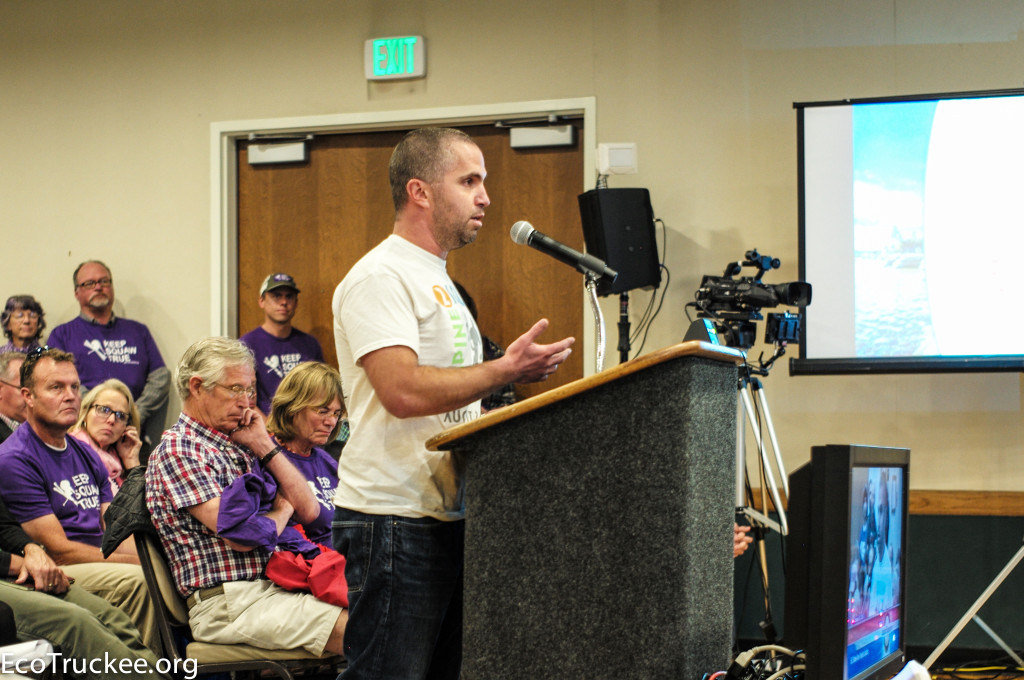 Squaw Resident Does Not Want Home Value And Life Ruined By KSL Development